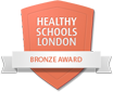 Bronze Award - London Healthy Schools